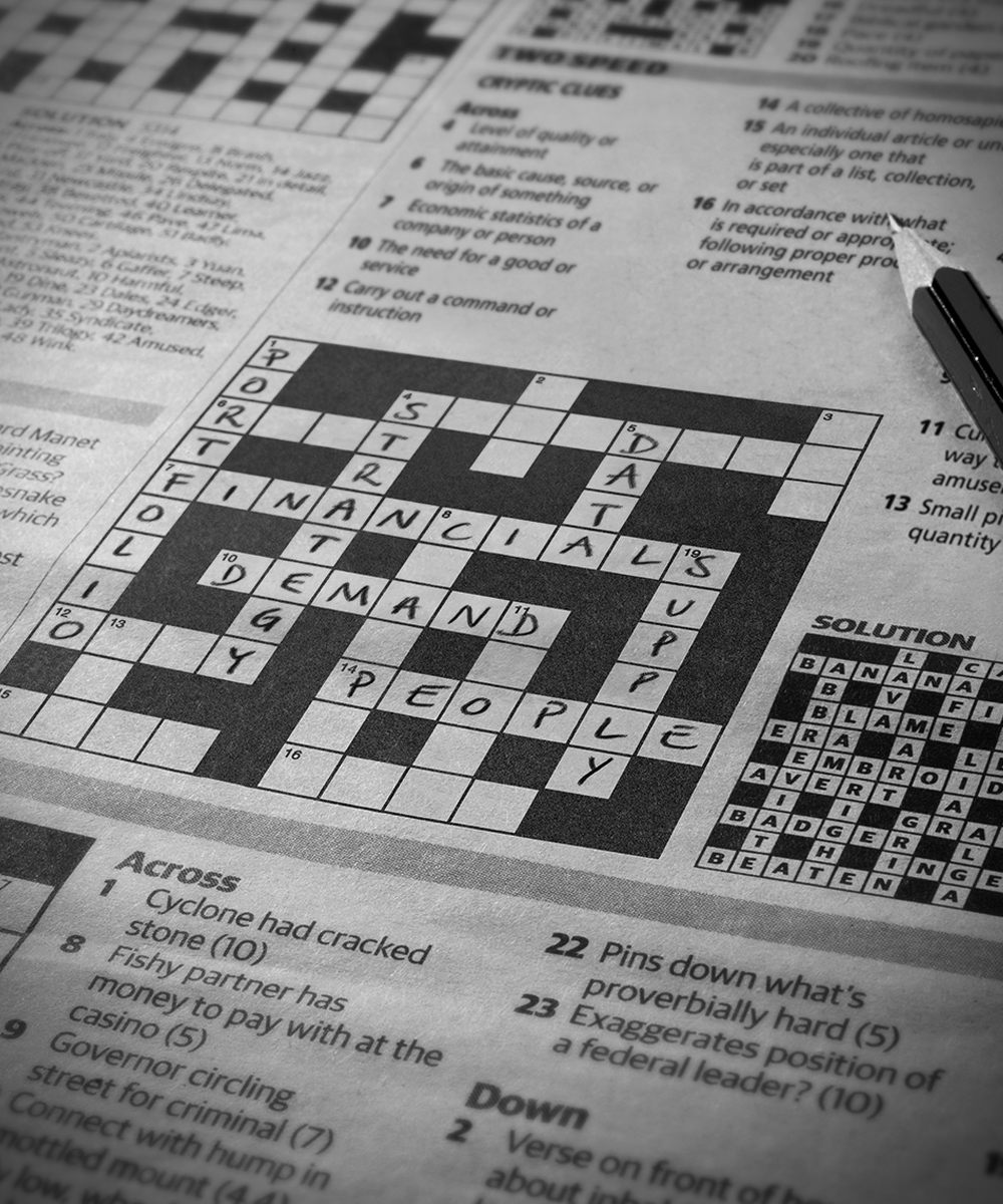 Carrigan Crossword